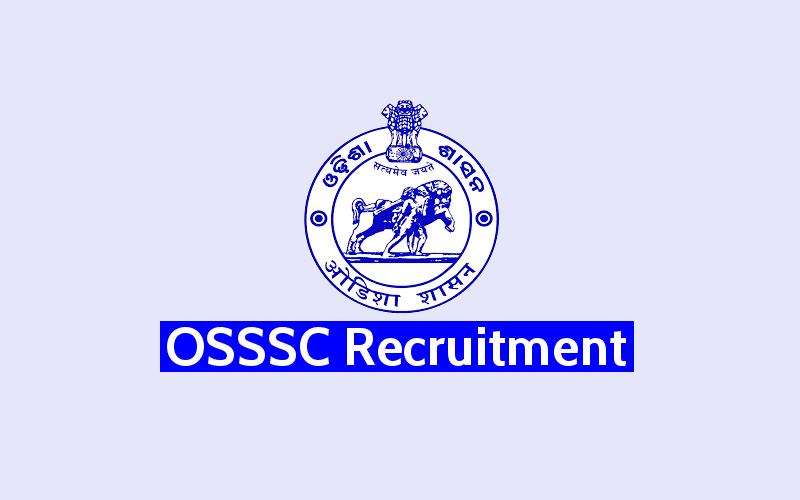 OSSSC Recruitment 2021 for 600 Pharmacist Post, Apply Online