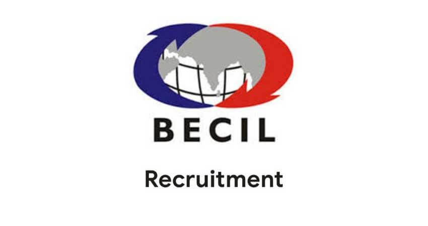 BECIL Recruitment 2021 for Junior Engineer, Assistant & Other Posts - Apply Online