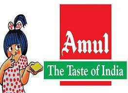 Amul India Freshers Vacancy