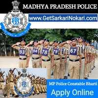 MP Police Constable Syllabus (New), mp police syllabus