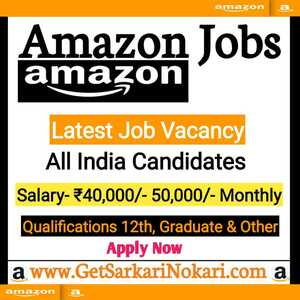Amazon Jobs for freshers Jobs in Vizag