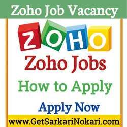 Zoho Careers for Freshers   Zoho Recruitment 2021 Zoho Jobs